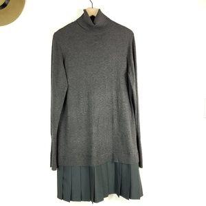 Soft Surroundings Chloe Turtleneck Sweater Dress